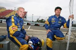 Matthew Alhadeff and Bill Auberlen