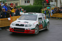 Jan Kopecky and Filip Schovanek