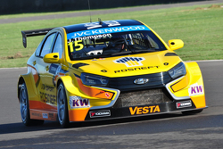 James Thompson, Lada Vesta, Lada Sport Rosneft