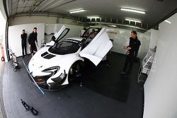 McLaren 650S GT3