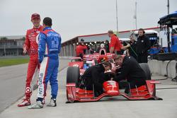 Scott Dixon and Tony Kanaan, Ganassi Racing