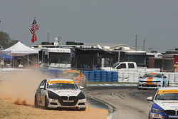 #84 BimmerWorld Racing BMW 328i: James Clay, Jason Briedis in trouble
