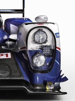 The 2015-spec Toyota TS040