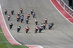 Start: Andrea Dovizioso, Ducati Team leads