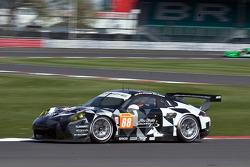 #88 Proton Competition Porsche 911 RSR: Christian Ried, Khaled Al Qubaisi, Klaus Bachler