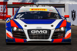 #44 Global Motorsports Group Racing Audi R8 LMS Ultra: Brent Holden