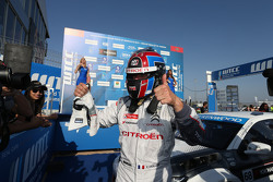 Race winner Yvan Muller, Citroën C-Elysée WTCC, Citroën World Touring Car Team WTCC