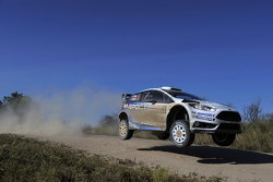 Elfyn Evans, Daniel Barrit, Ford Fiesta Rs Wrc, M-Sport World Rally Team