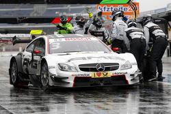 Paul di Resta, 梅赛德斯-AMG车队 C63 DTM赛车