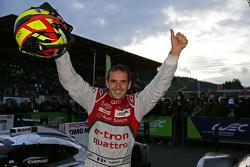 Winner: Benoit Tréluyer, Audi Sport Team Joest