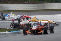 Santino Ferrucci, Mücke Motorsport Dallara F312 Mercedes-Benz