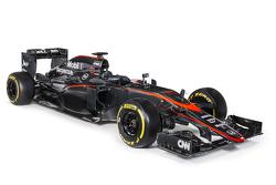 McLaren livery reveal