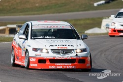 Peter Cunningham (#1 Acura TSX)