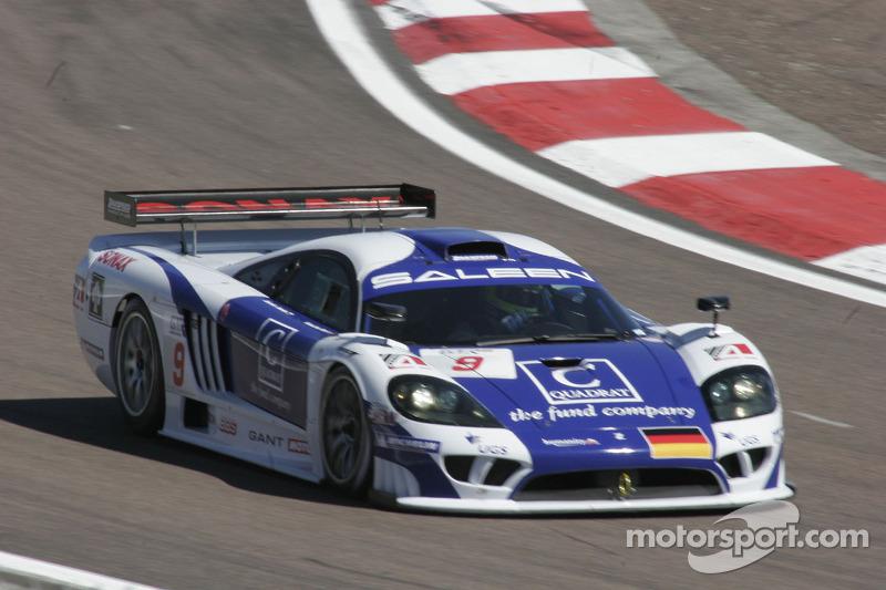 #9 Zakspeed Racing Saleen S7R: Jarek Janis, Sascha Bert