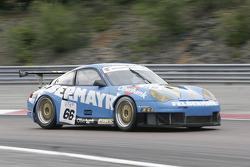 #66 Team Felbermayr Proton Porsche 996 GT3 RSR: Christian Reid, Horst Felbermayr Jr.