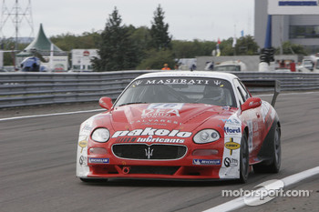 #76 AF Corse Maserati Gransport Light: Roberto Sperati, Andrea Palma