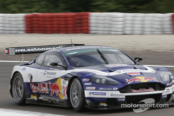 #33 Race Alliance Motorsport Aston Martin DBR 9: Karl Wendlinger, Philipp Peter