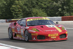 #59 AF Corse Ferrari 430 GT2: Mika Salo, Rui Aguas