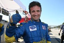 Pole winner Nicolas Minassian