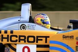 #9 Highcroft Racing Lola EX257: Duncan Dayton, Memo Gidley, Vitor Meira