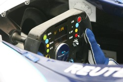 Williams steering wheel