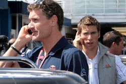 David Coulthard and Michael Ammermuller