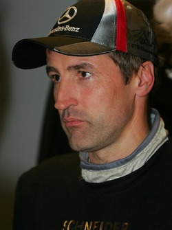 Bernd Schneider the winner of DTM 2006
