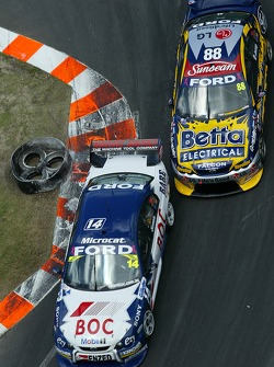 Jones and Whincup