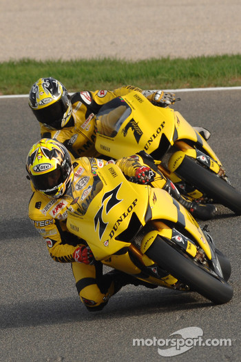 James Ellison and Carlos Checa