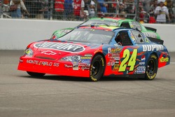 Pace laps: Jeff Gordon