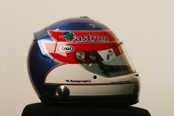 Helmet of Moreno Soeprapto