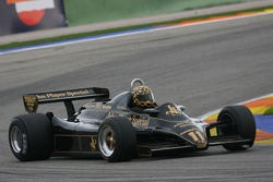 Thoroughbred GP race: D. Collins Lotus 91-10