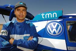 Volkswagen Motorsport presentation: Carlos Sousa