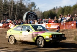 #35 1981 VW Scirocco: Anthony Tremblay, Ryan Huber