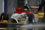 Pitstop for Nico Hulkenberg