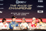 Sbastien Loeb, Travis Pastrana, Tom Kristensen, Mattias Ekstrm and James Thompson
