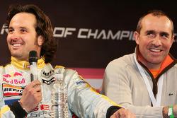 Yvan Muller and Stéphane Peterhansel