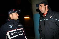 Andy Priaulx and Nani Roma