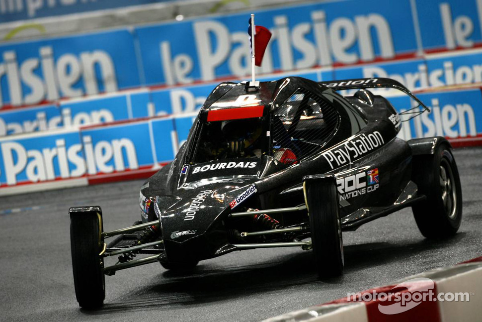 Semi final: Sébastien Bourdais