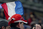 A French fan