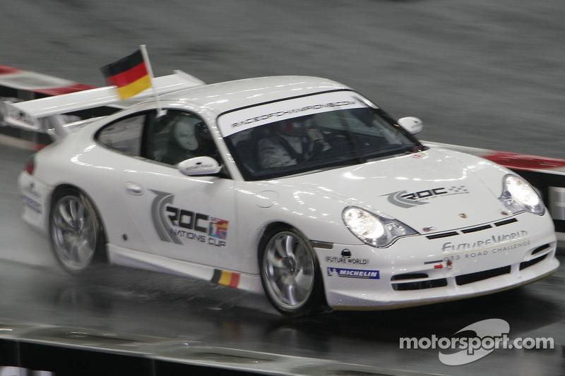Quarter final: Bernd Schneider