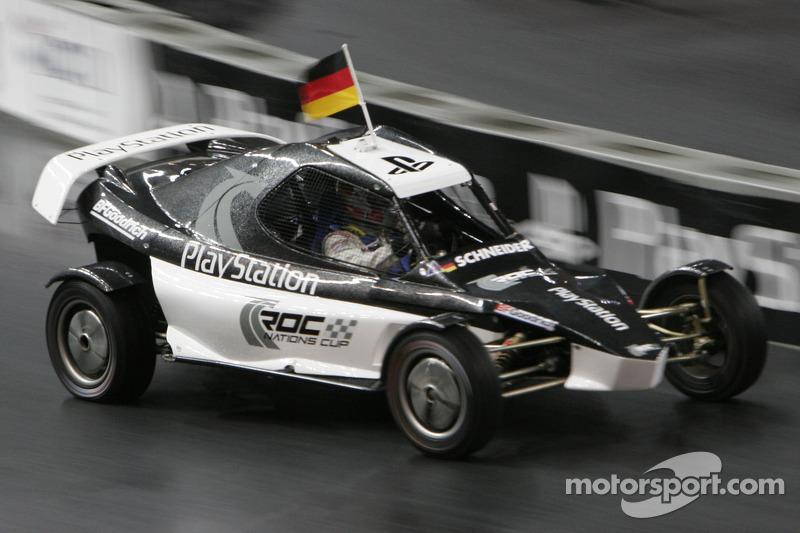 Eight final: Bernd Schneider