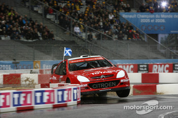 Semi final: Colin McRae