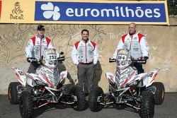 Equipa Yamaha Quad Team
