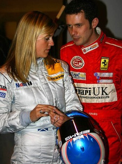 Susie Stoddart, DTM Driver