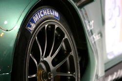 Aston Martin DBR9 Wheel and Michelin tyre