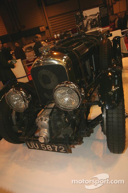 75 Years of Le Mans display: Bentley Speed 6