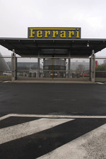 Ferrari factory