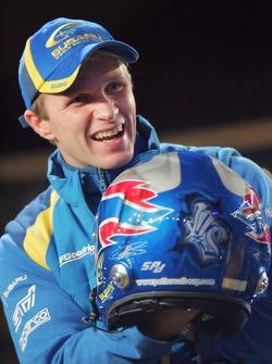 Subaru World Rally Team presentation: Petter Solberg