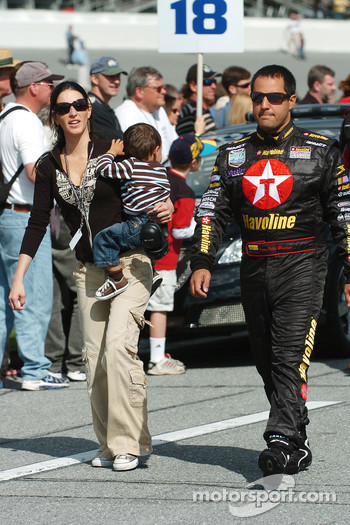 Connie Montoya and Juan Pablo Montoya